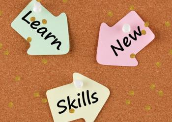 When was the last time you learnt anything new?